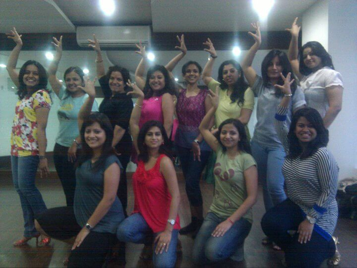 Ladies Salsa Styling workshop by Upasana – Hyderabad