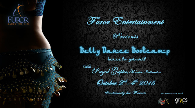 Belly Dance Workshop with Payal Gupta, Master Instructor