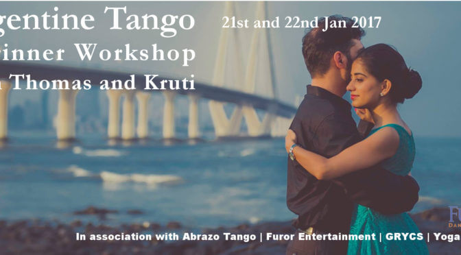 Introduction to Argentine Tango Weekend Workshop 21st – 22nd Jan 2017