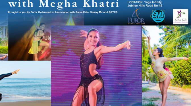 Performance & Stage Technique Training with Megha Khatri