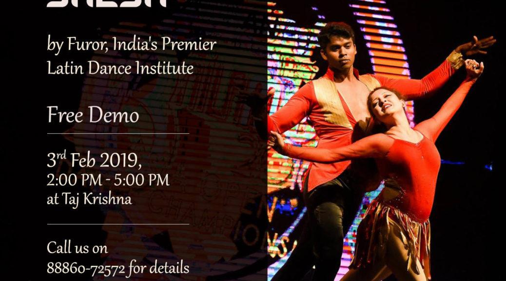 Salsa latin dance classes