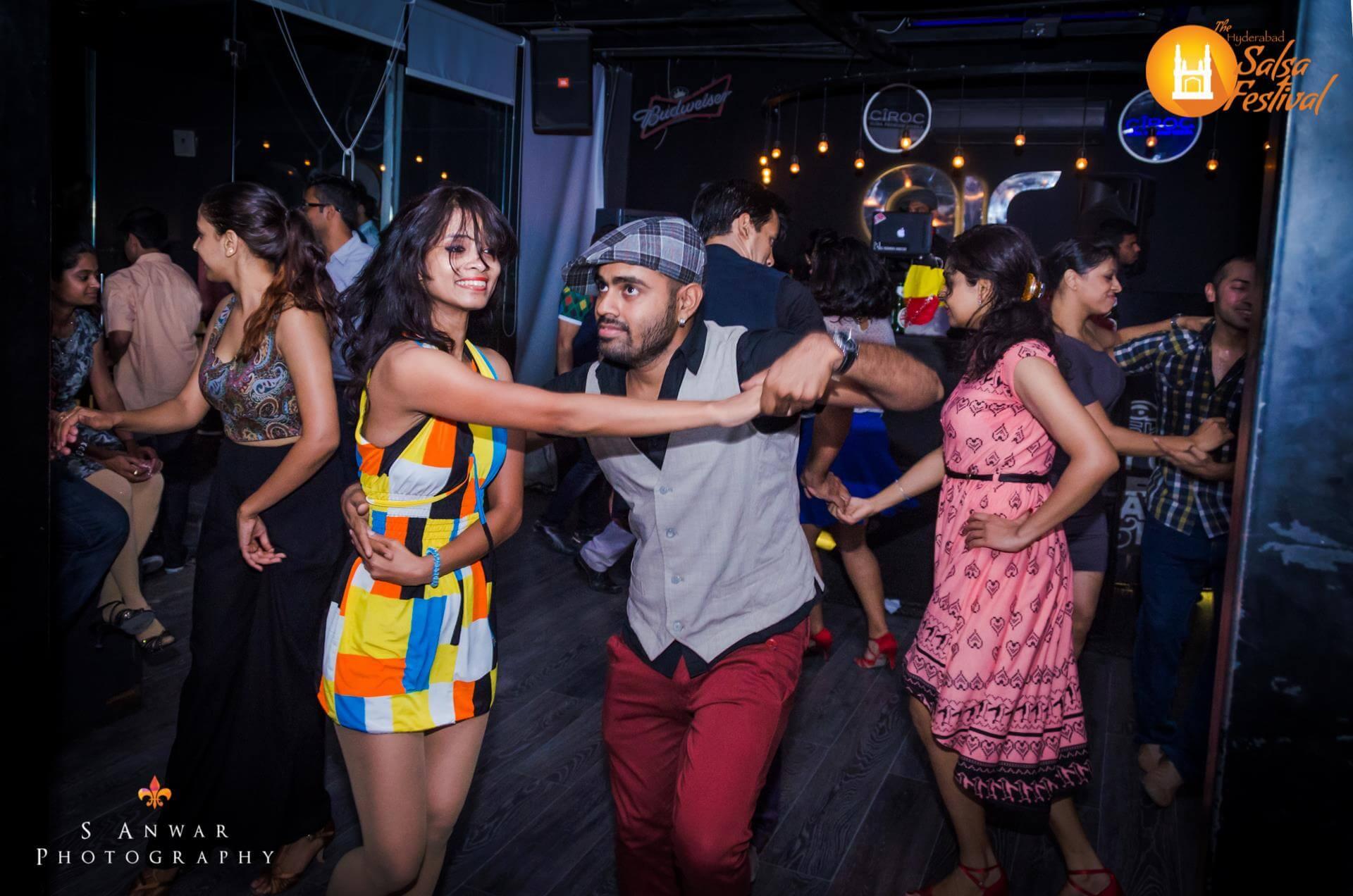 Social dancing Etiquette